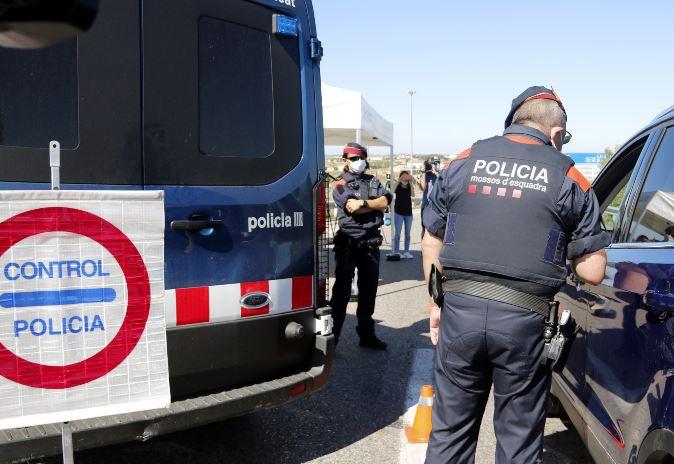 Control mossos